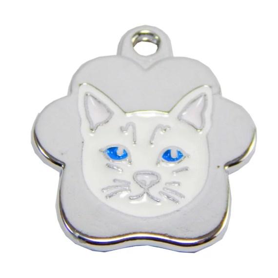 placa de identificacion para gatos peru lima con grabado