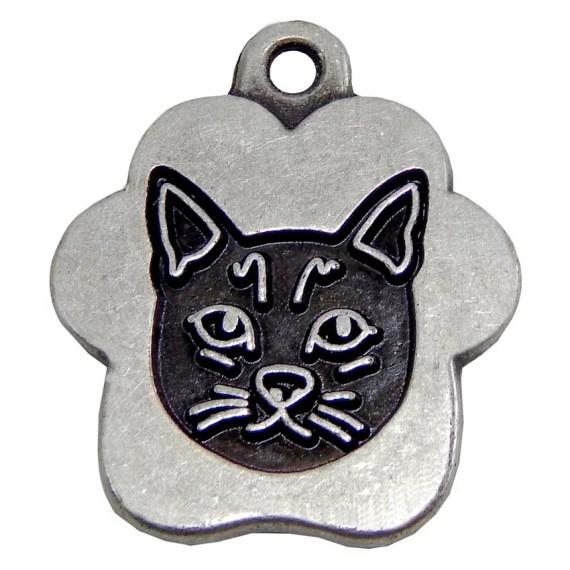 placa de identificacion para gatos peru lima