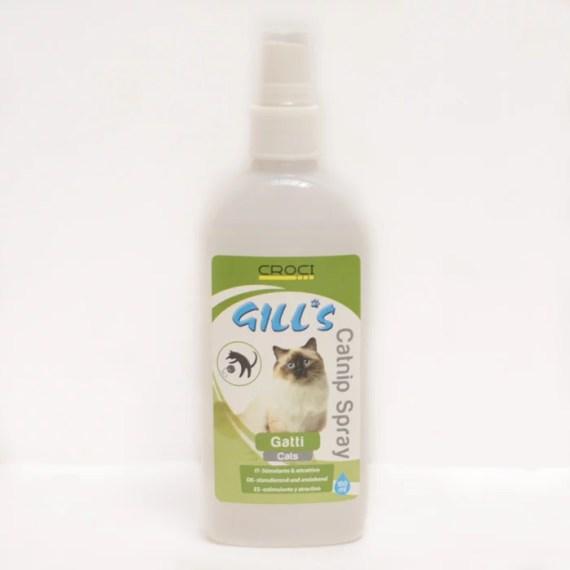 catnip para gatos en spray