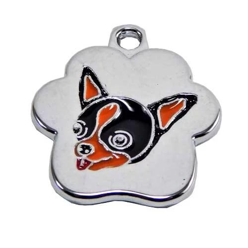 placas de identificacion para perros lima peru chihuahua
