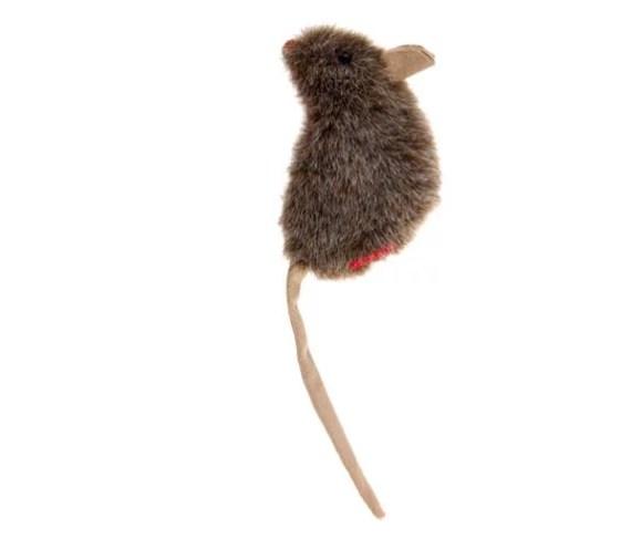 7051 juguete para gatos gigwi de raton con catnip