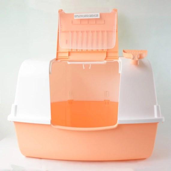arenero cerrado para gatos caja de arena en miraflores surco lima peru