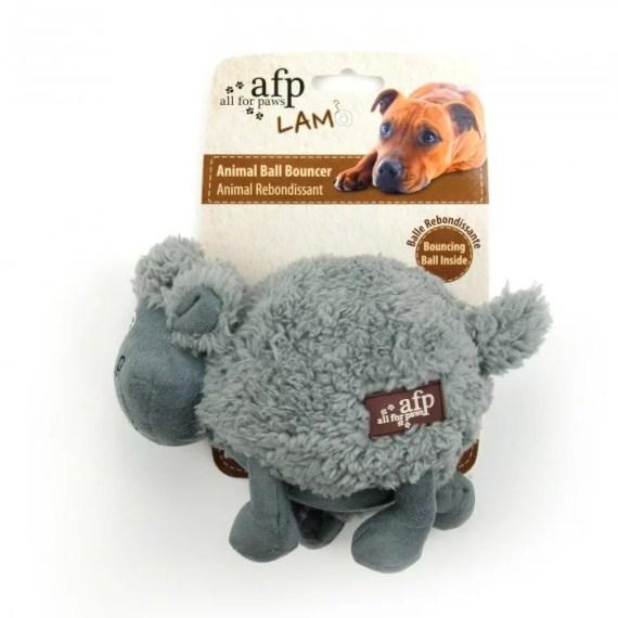 juguete para perros peluche pelota all for paws en miraflores lima peru