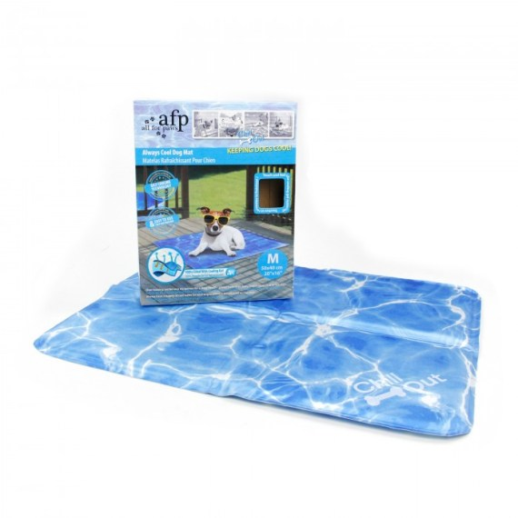 cool mat cama refrescante para perros en miraflores lima peru