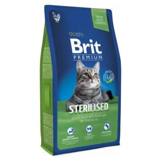 brit premium cat sterilised comida para gatos esterilizados castrados en miraflores lima peru