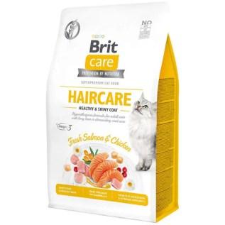 comida para gatos brit care superpremium cat food haircare en miraflores surco lima peru