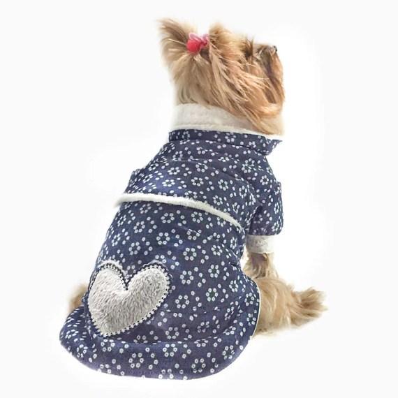 chaleco ropa para perros invierno en miraflores lima peru