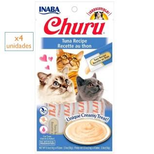 churu treats premio para gatos atun peru