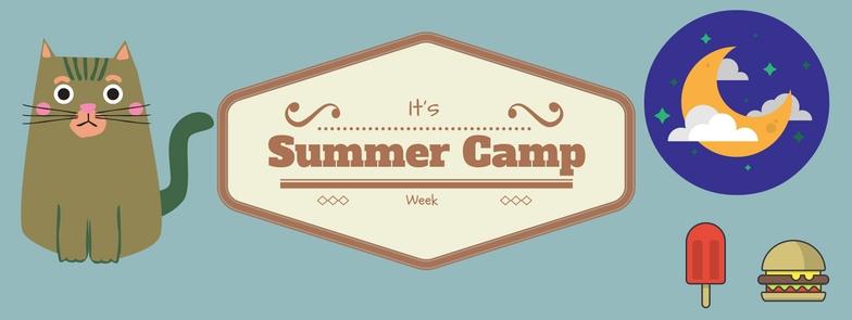 summer camp week