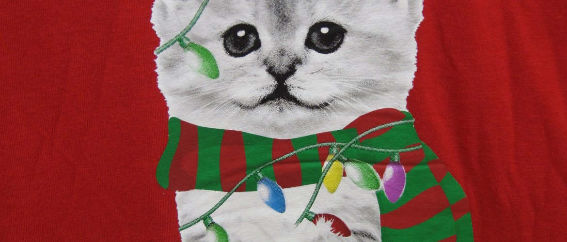 Cat Christmas Sweater: The Good, The Bad, The Ugly | Cat-Opedia