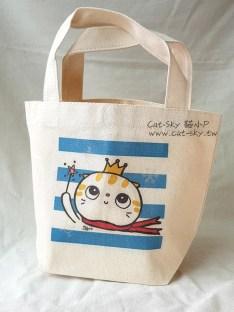A小提袋-豆