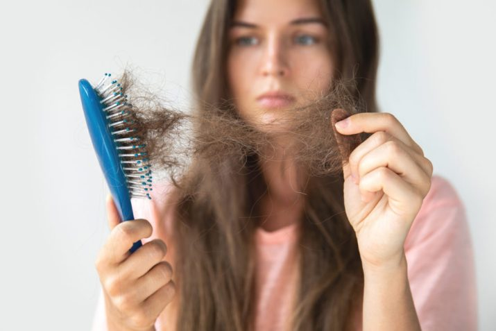Some Common Cause Of Hair Fall