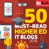We're a must-read higher ed IT blog