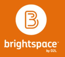 Brightspace @ XULA logo