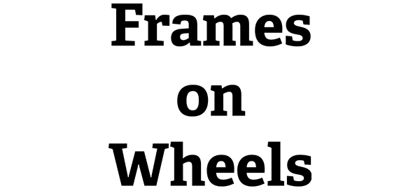 Logo for Frames on Wheels