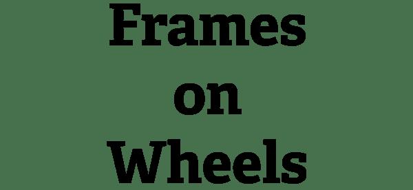 Logo for Frames on Wheels