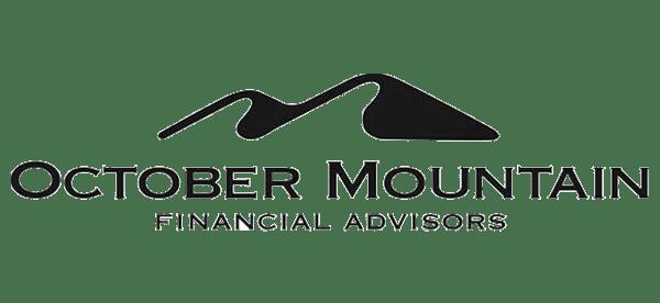 Logo for October Mountain Financial Advisors