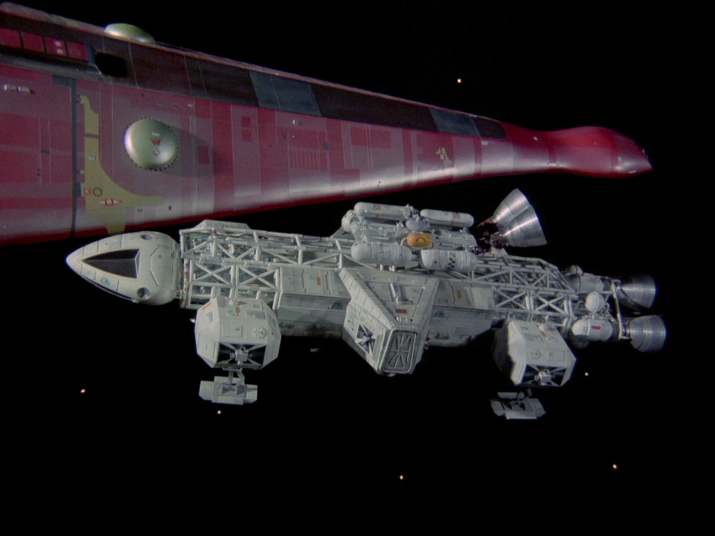 Alien Spaceships 3 Space 1999 Continuity Guide