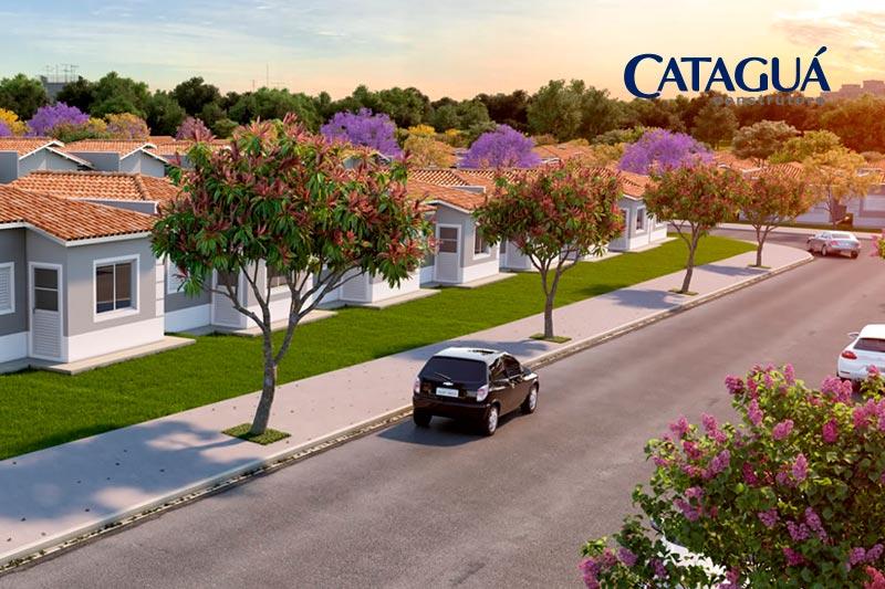 Realize o sonho da casa propria com o residencial Jardim Ouro Fino