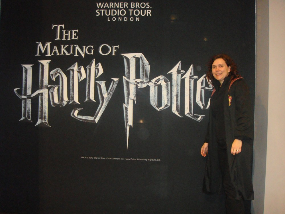 Harry Potter Studio - Grand Opening (1/6)