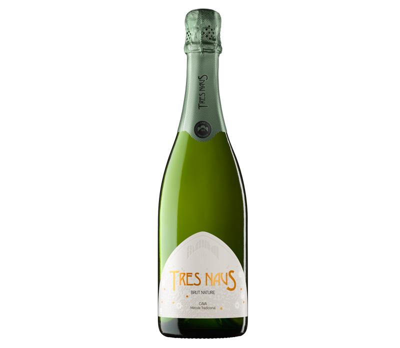 Domenio Wines - Tres Naus Brut Nature