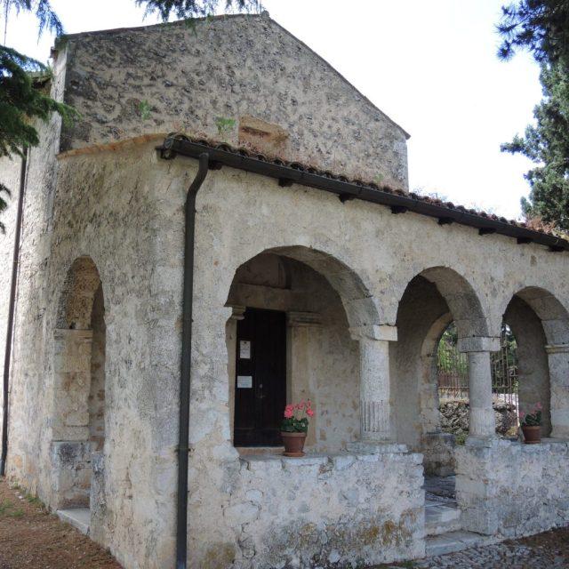 Oratorio di San Pellegrino – Bominaco