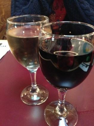 wine at the Northcote
