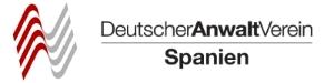 Deutscher Anwaltverein Spanien