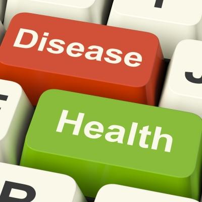 Resultado de imagen de enfermedad y salud
