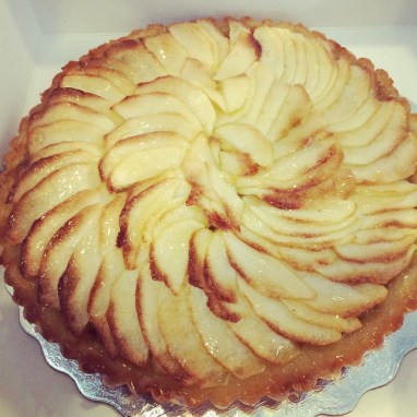 Apple Tart #catalina's bake shop
