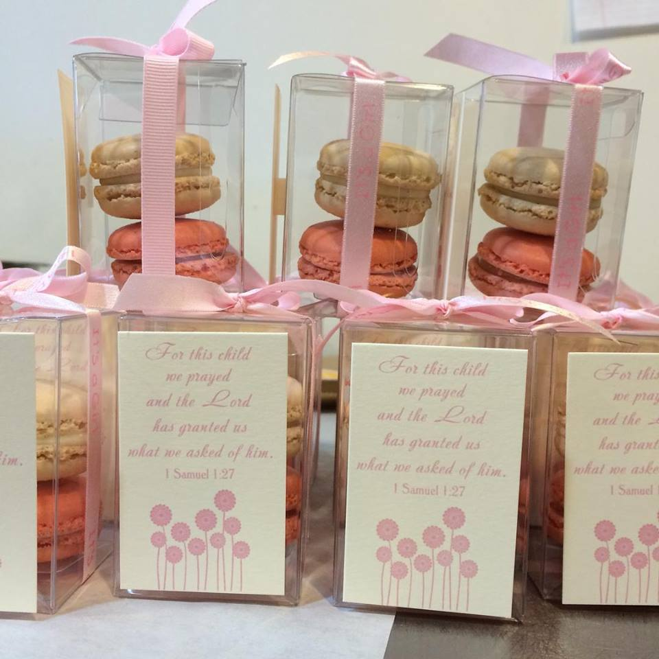Gift Favors for a Baby Shower