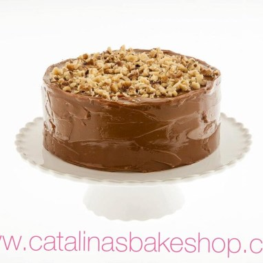 Walnut Torte | Turron de Nueces