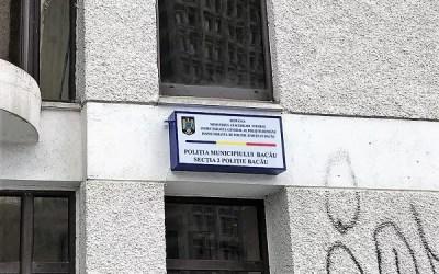 După doi ani și trei guverne, Secția 2 de Poliție Bacău se mută într-un nou sediu