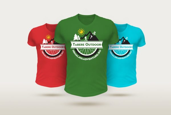 Tricou Tabere Outdoor Himalaya Adventure