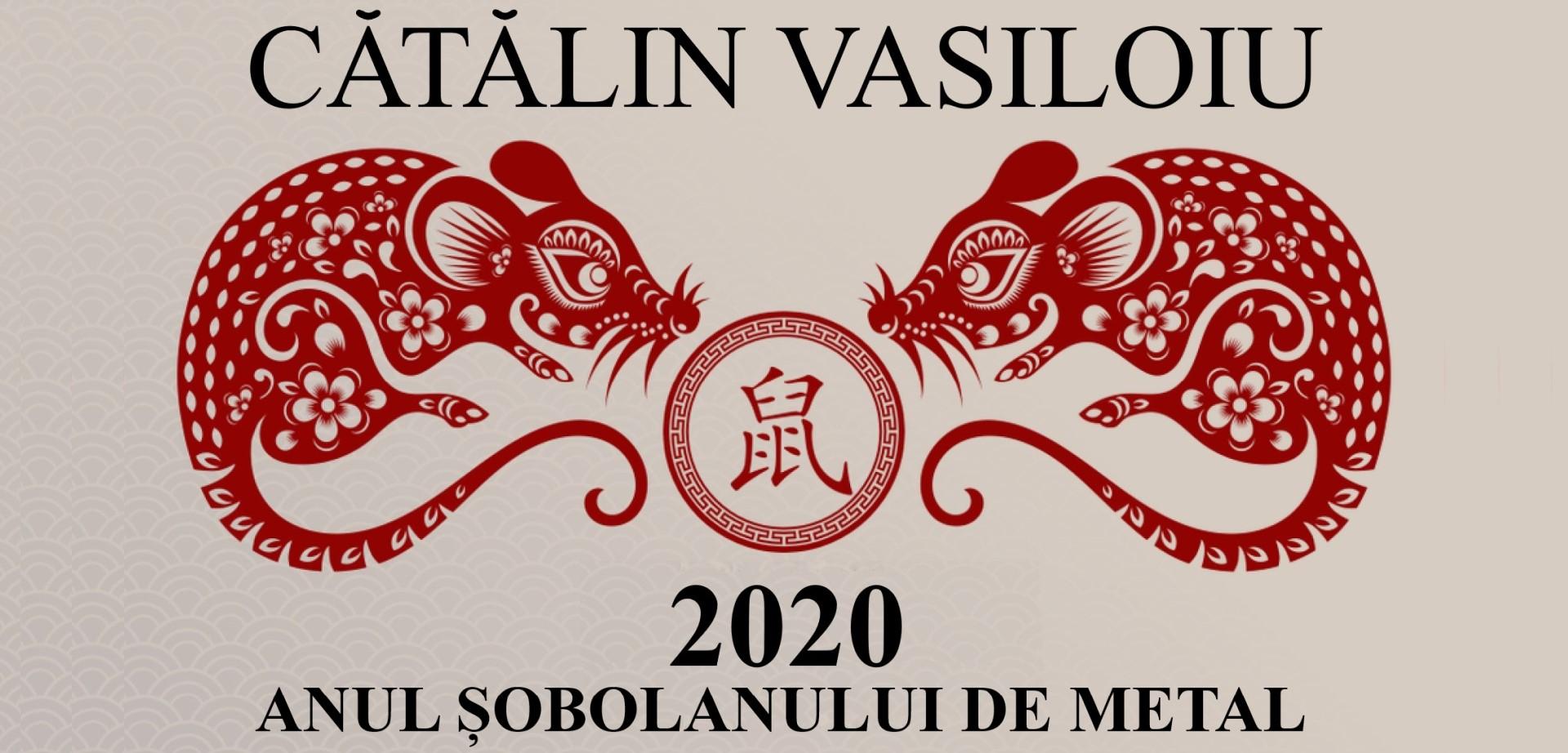 2020 - Anul Șobolanului de Metal