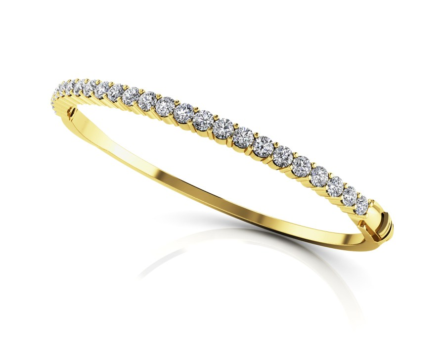 BB9 Diamond bangle