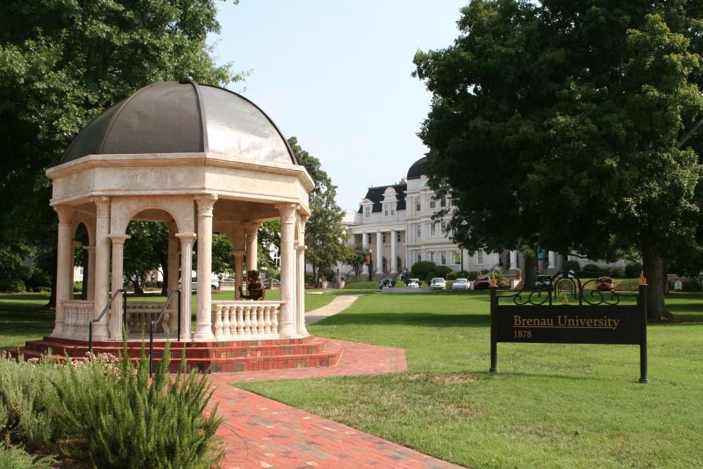front campus