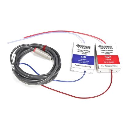 ER3 ultra-shielded insert earphones (300 Ohms)