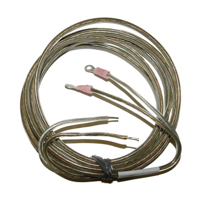 Sound field amplifier to speaker cable