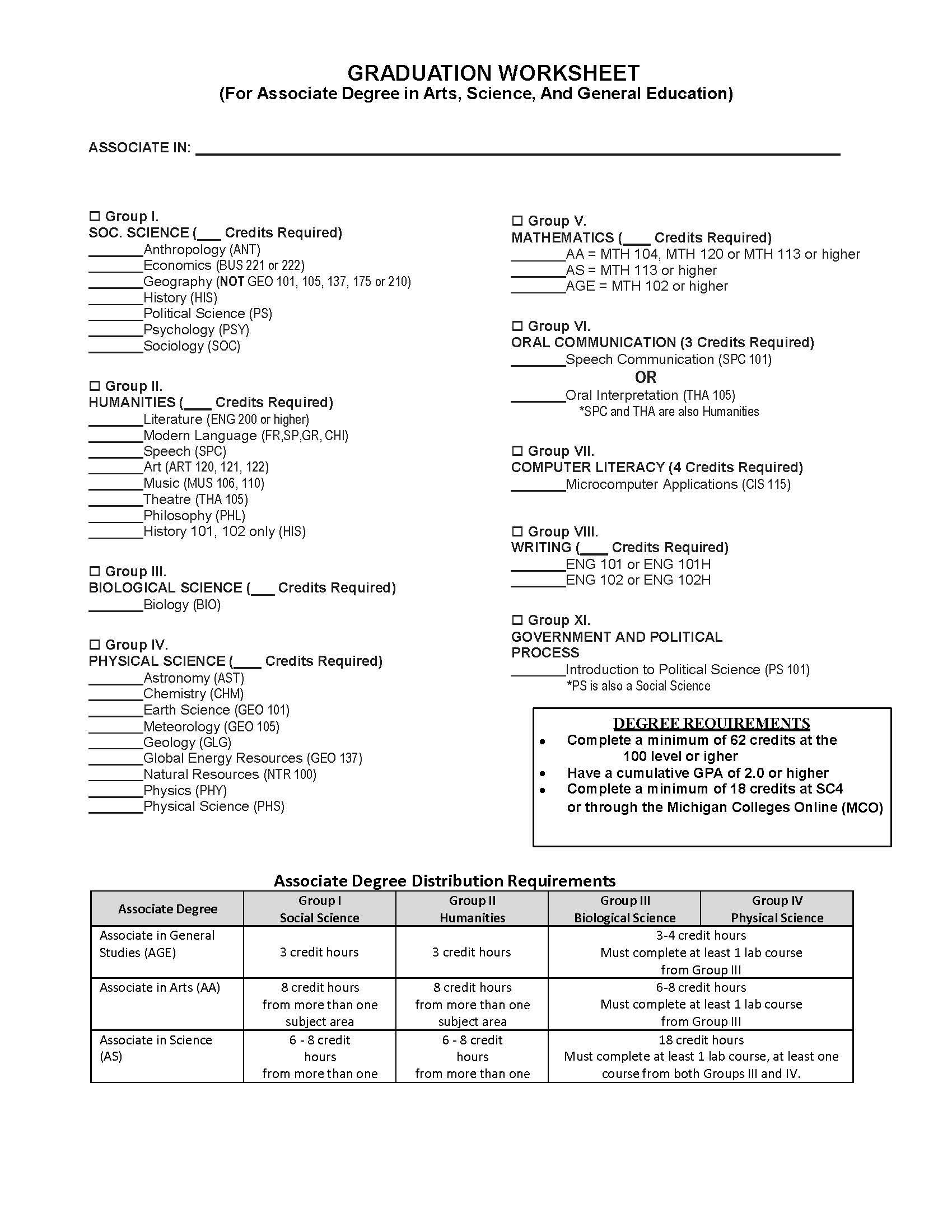 Michigan Math Worksheet Michigan Best Free Printable