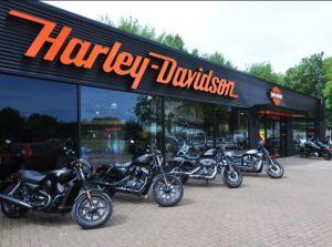 Harley -Davidson