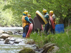 hydrospeed catalogne canyoning