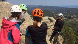 canyoning barcelone catalogne