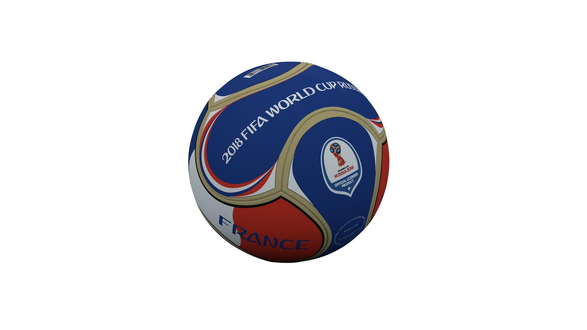 Découvrez nos offres ballon coupe du monde 2018 : Ballon de football - Coupe du Monde Russie - France - BV L ...