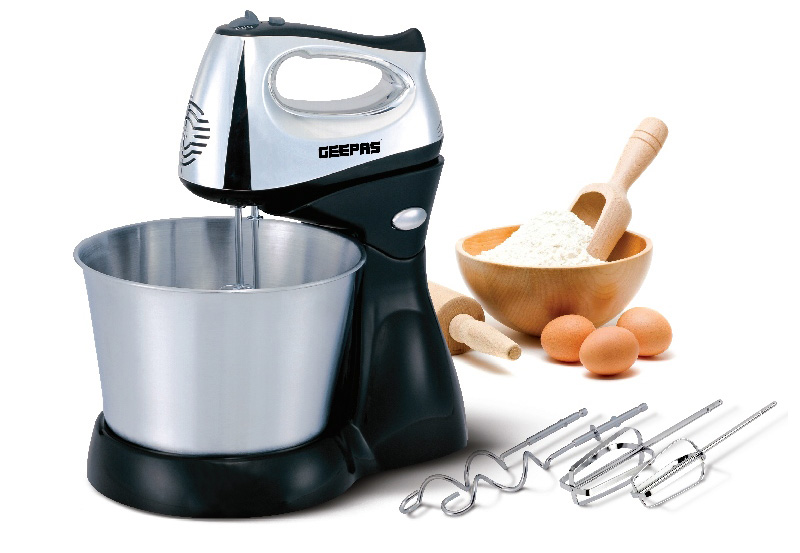 Stand Mixer - GHM5461 | Geepas For You. For life.