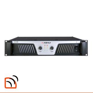 Ashly KLR4000 Amplifier Front Image