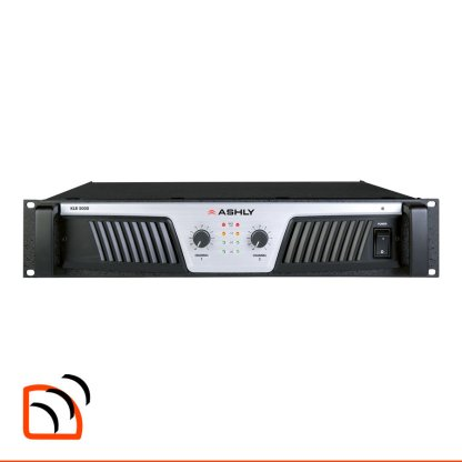 Ashly KLR-5000 Amplifier Front Image