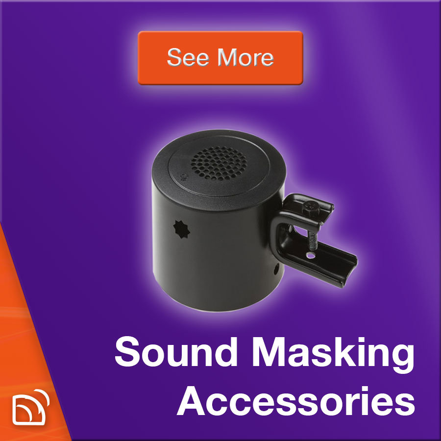 Sound Masking Accessories