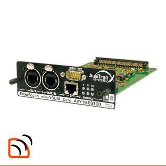 Auvitran-AVY16-ES100-Ethernet-Yamaha-Card-Image