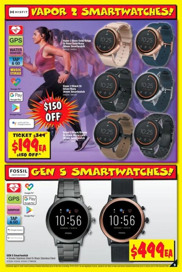 JB Hi-Fi Catalogue Smartwatch Mar 2020